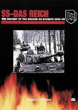 New SS-DAS Reich : The History of the Second SS Divison, 1941-45 by Gregory...