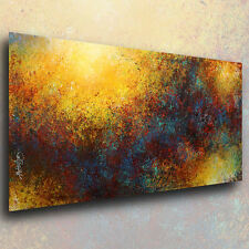 Unique Painting Abstract Contemporary Modern Fantasy Original Art  M.Lang Signed