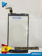 Pantalla tactil NEGRA ORANGE NURA cristal touch tactil screen PARA PROFESIONAL