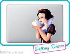 Adesivo Biancaneve  per Mac Book Pro/Air 13 - Stickers Snow White MacBook 13