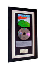 BURNING SPEAR Man In The Hills CLASSIC CD Album QUALITY FRAMED+FAST GLOBAL SHIP
