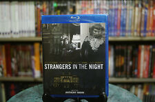 Strangers in the Night (1944, Blu-ray, Anthony Mann) NEW & SEALED