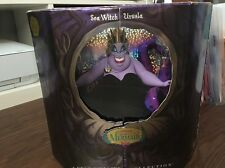 Ursula Little Mermaid Witch Collectors Great Villains Collection Doll In Box