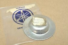 NOS New Yamaha Snowmobile 1968 SL351 Suspension Torsion Spring Washer Insert