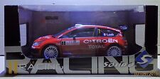 SOLIDO - RACING COLLECTION - CITROEN C4 - WRC MONTE-CARLO 2007 (scale 1/18)