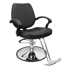 Classic Reclining Hydraulic Barber Chair Salon Beauty Spa Hair Styling Shampoo