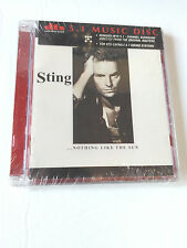 Sting ~ NOTHING LIKE THE SUN ~ cd DTS 5.1 NEW (The Police) dvd-audio style