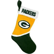 Green Bay Packers Basic Stocking Forever Collectibles NFL 2015