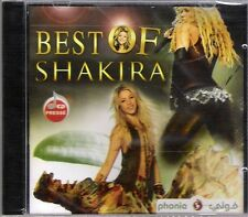 Pop Musik CD  NEU  BEST OF SHAKIRA