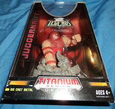 Marvel Legends Titanium Series Die Cast Juggernaut Figure, Brand New Sealed Box