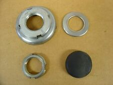 1978 Honda GL1000 Goldwing OEM head bearing hardware - nuts, washer and grommet