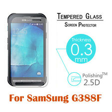 2xFor Samsung Galaxy Xcover 3 G388F Premium Tempered Glass Screen Protector Film