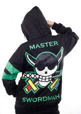 ONE PIECE RORONOA ZORO JACKET HOODIE COSPLAY