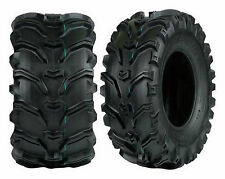 (2) New Vee Rubber 26x12-12 26-12-12 VRM-189 Grizzly 6-Ply ATV Tires