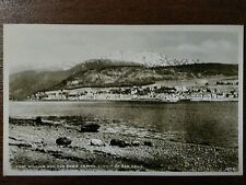 FORT WILLIAM BEN NEVIS PHOTO POSTCARD