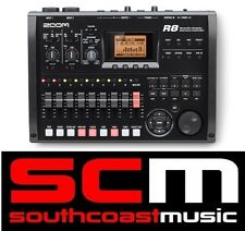 Zoom R8 8 Track Digital Multi Recorder USB Audio Interface Controller + WARRANTY