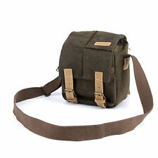 Canvas Walkabout Shoulder Bag For Fuji FinePix S4200 S4400 S4500EXR SL240