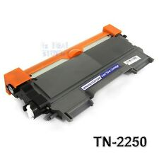 2x Toner Cartridge TN2250 for Brother HL 2250DN 2270DW MFC 7360N 7362N Printer