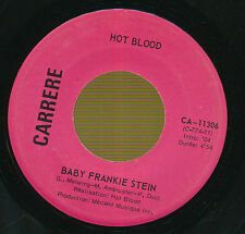 HOT BLOOD 45 TOURS CANADA BABY FRANKIE STEIN
