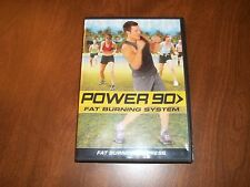 Power 90 Fat Burning System Express Tony Horton DVD