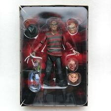Neca 30th Anniversary Ultimate Freddy Krueger A Nightmare on Elm Street Figure