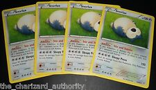 4x Snorlax 58/83 XY Generations Rare NEAR MINT Pokemon Cards