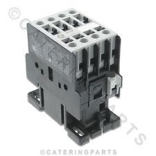 CO06 GE CL02 10E 32 AMP CONTACTOR RELAY 220-240v COIL 3xN/O 1xN/O 32a PER PHASE
