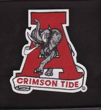 ALABAMA CRIMSON TIDE TEAM LOGO JERSEY PATCH NCAA FOOTBALL SEC PATCH