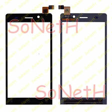 "Vetro Vetrino Touch screen Digitizer 5,0"" Archos 50c Oxygen Nero"