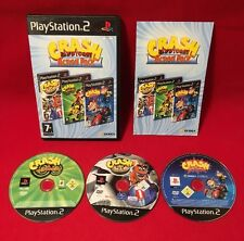 Crash Bandicoot Action Pack PlayStation 2 - PS2 - PAL - TESTED