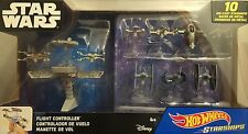 Hot Wheels Star Wars Naves controlador de vuelo 10 Die-cast Star Wars Naves
