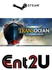 TransOcean: The Shipping Company Steam Key - for PC or Mac (Same Day Dispatch)