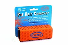 Carpet Rubber Pet Hair Remover For Dog Cat Fur