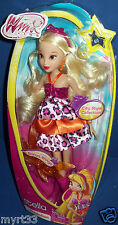 Winx Club STELLA CITY STYLE collection NISB 11.5 inch doll with bonus wings