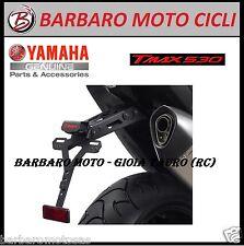 Portatarga Originale Yamaha T-Max 530 59CF16E00000 accessori TMAX PLATE OLDER
