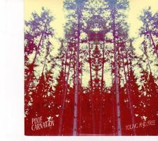 (DZ802) Pixie Carnation, Young And Free - 2013 DJ CD