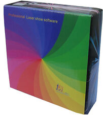 iShow ILDA Laser Light Control Software & USB Interface  (Latest Version)
