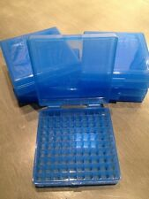 BERRY'S AMMO BOXES 100 Round 30 32 S&W 32 H&R 32-20 38 357  Mag MPN 003 1 BLUE