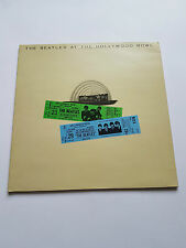 The Beatles - The Beatles At The Hollywood Bowl - EMTV 4 - Original EMI 1977 LP*