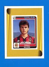 CALCIATORI PANINI 1998-99 Figurina-Sticker n. 424 - MALDINI - MILAN -New