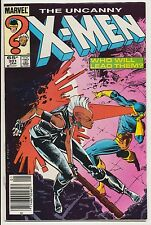 X-Men #201 Marvel Comics 1986, 1st app Cable as a Baby