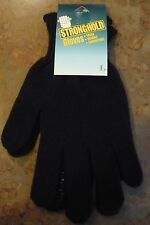 Stronghold Super PVC Dot Work Gloves for Perfect Grip  and Warmth....Size L