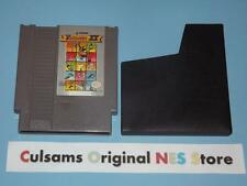 ORIGINAL NINTENDO NES TRACK & FIELD II GAME WITH SLEEVE AND 30 DAY GUARANTEE