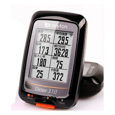 Bryton Rider 310T GPS Bike Computer with Heart Rate Monitor and Cadence Sensor