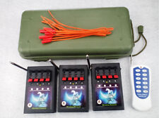 12 channel electric wire remote control fireworks firing system wireless switch