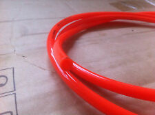 "Orange Narrow boat stern gland greaser tube pipe line 5/16"" 8MM OD 3/16"" 5MM ID"
