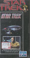 STAR TREK classic vhs34gli androidi del dottor korby-il marchio di gideon NUOVO