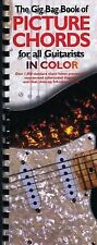 The Gig Bag Book Of Picture Chords For All Guitarists In Color (Gig Bag Books)