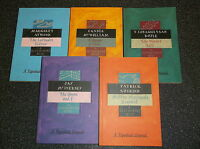 A COLLECTION OF 5 BLOOMSBURY QUID BOOKS ** UK POST £3.25 ** PAPERBACKS