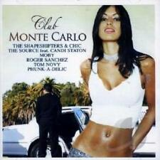 CLUB MONTE CARLO 1 = Carey/Axwell/Faber/Novy/Gold...=2CD= HOUSE groovesDELUXE